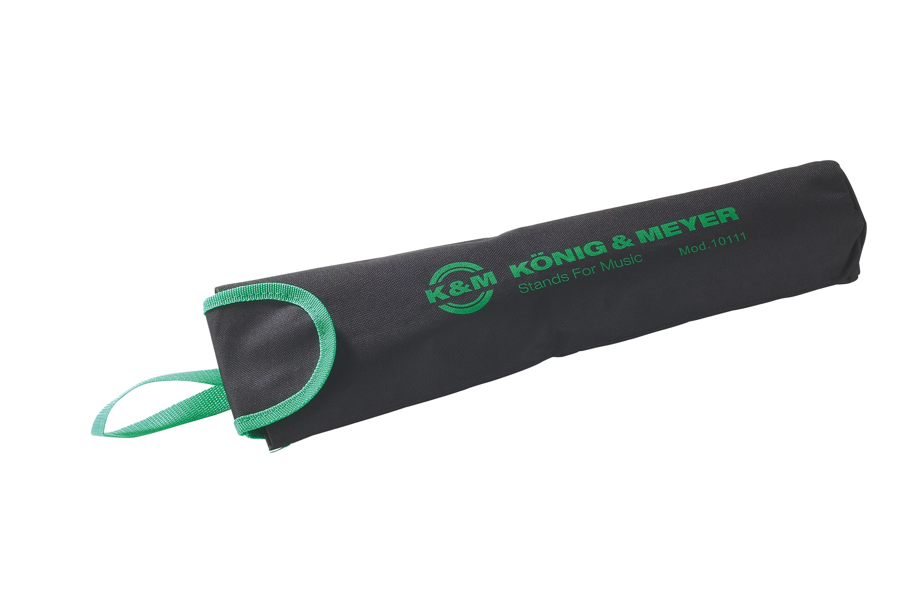 K&M 10111 - Taske til nodestativ model nr 101