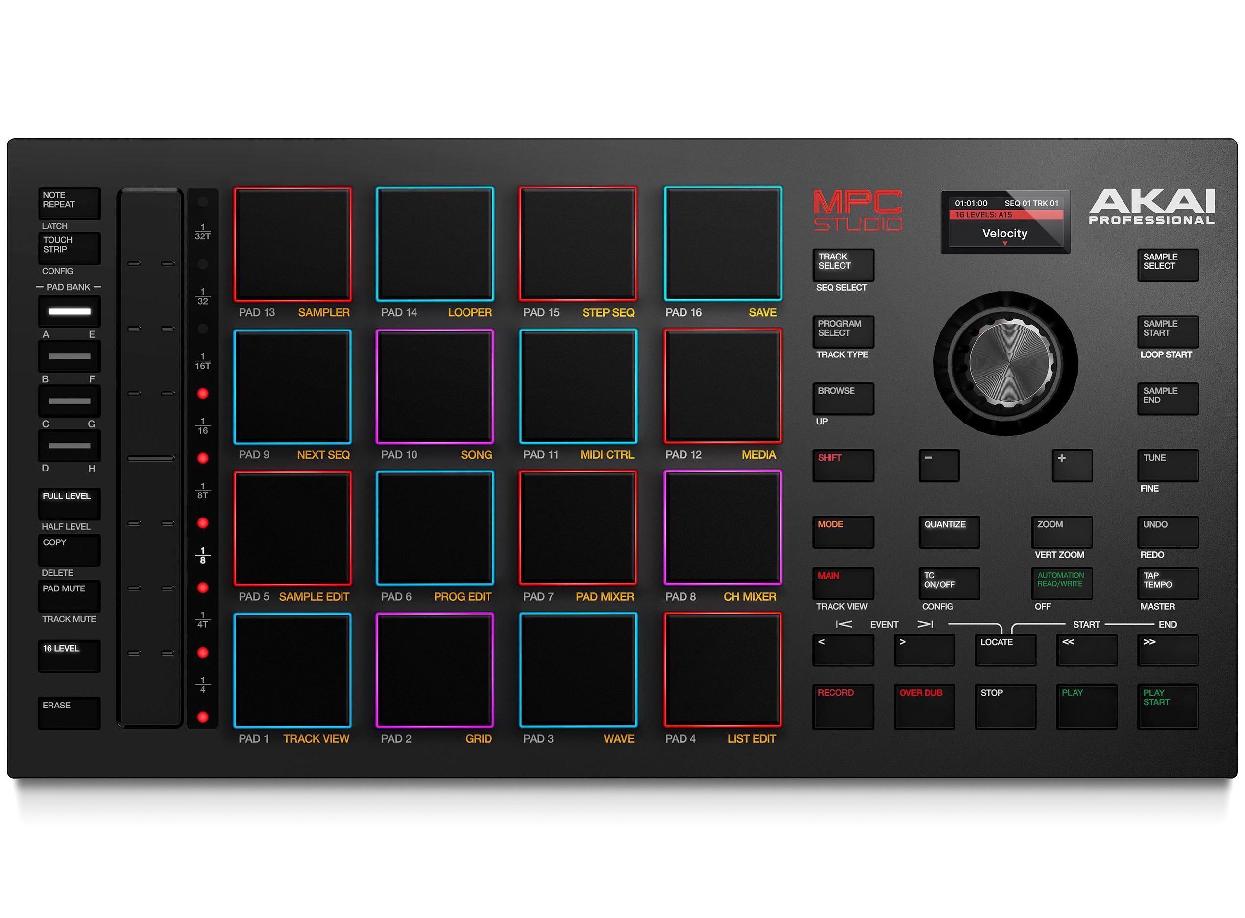 Akai MPC Studio - MIDI Controller