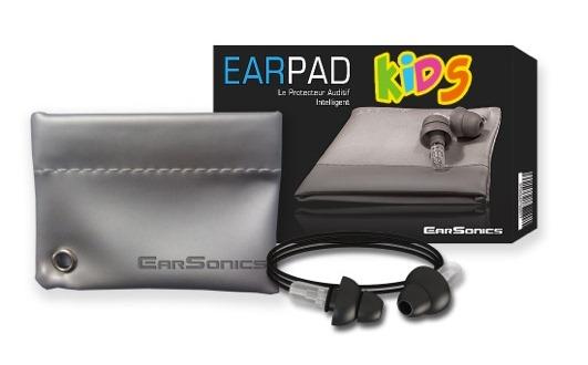 Billede af EarSonics EarPad Kids
