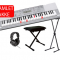Casio LK-280 Keyboard-pakke 2