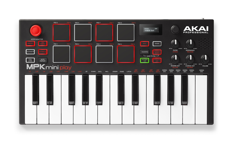 Akai MPK Mini Play MIDI Keyboard