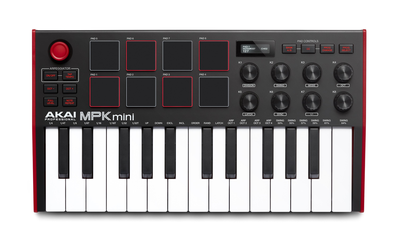 Akai MPK mini mk3 MIDI Keyboard