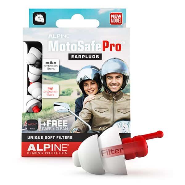 Billede af Alpine MotoSafe Pro Minigrip - Motorcykel Ørepropper