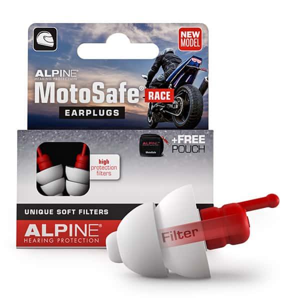 Billede af Alpine MotoSafe Race Minigrip - Motorcykel Ørepropper