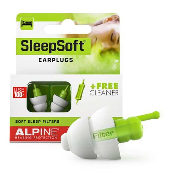 Billede af Alpine SleepSoft Minigrip - Sove Ørepropper