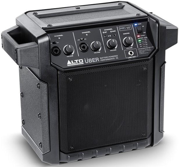 Alto UBER PA Batteridrevet Bluetooth højttaler