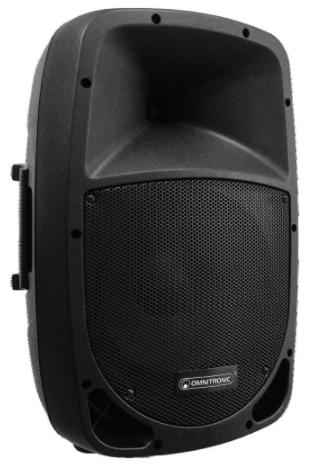 Omnitronic VFM-208AP Aktiv højttaler med bluetooth