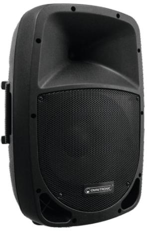 Omnitronic VFM-212AP Aktiv højttaler med bluetooth