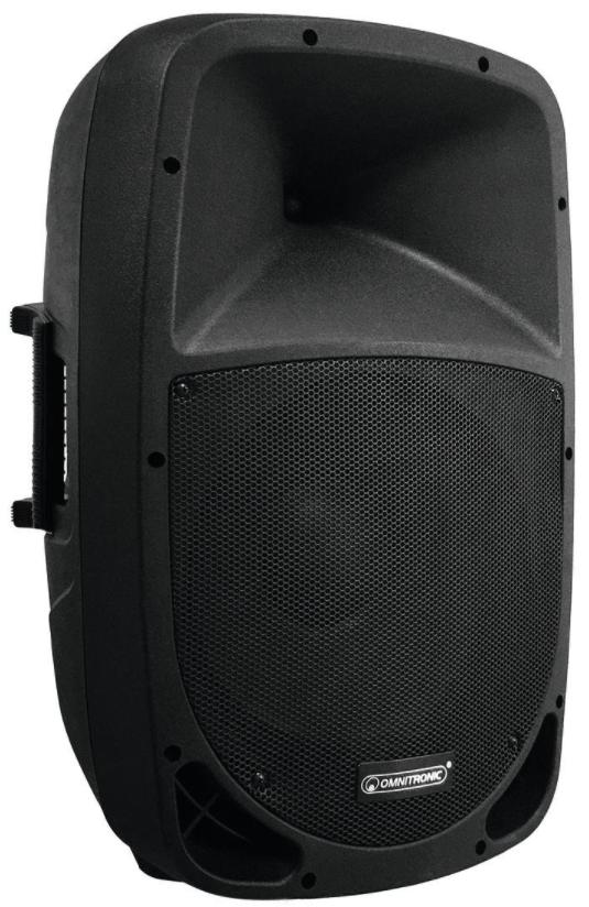 Omnitronic VFM-215A Aktiv højttaler