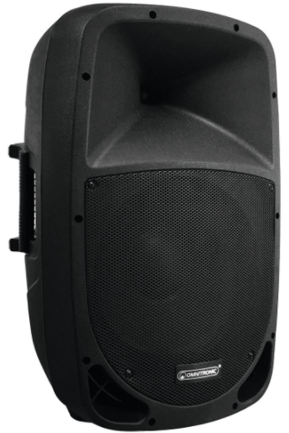 Omnitronic VFM-215AP Aktiv højttaler med bluetooth