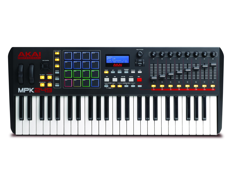 Akai MPK 249 MIDI Keyboard