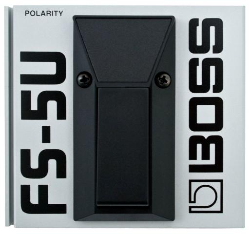 Boss FS-5U - Foot switch