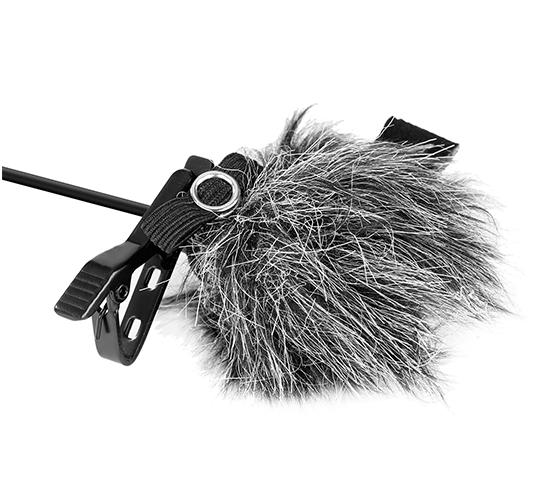 Boya B05F Vindpels til Knaphuls mikrofon
