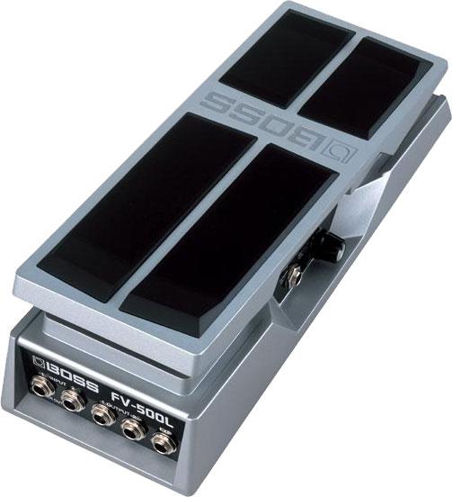 Boss FV-500L Volume-pedal (lav-impedans)
