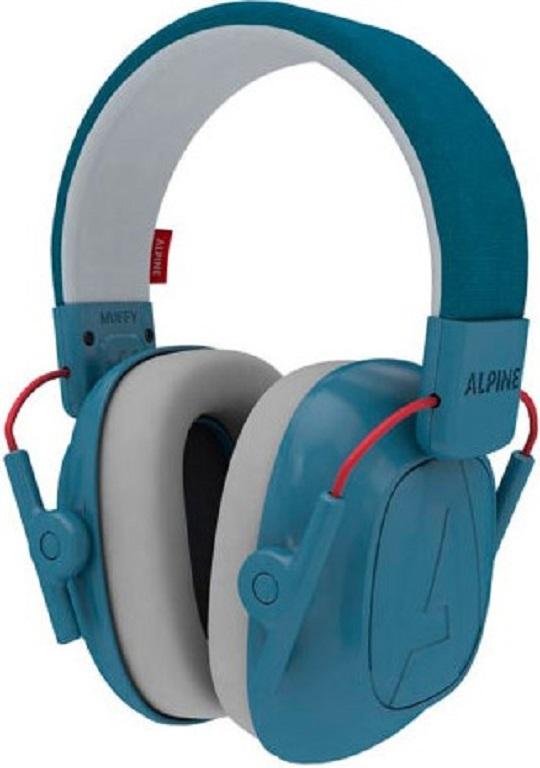 Billede af Alpine Muffy Kids - Høreværn til børn - Blå
