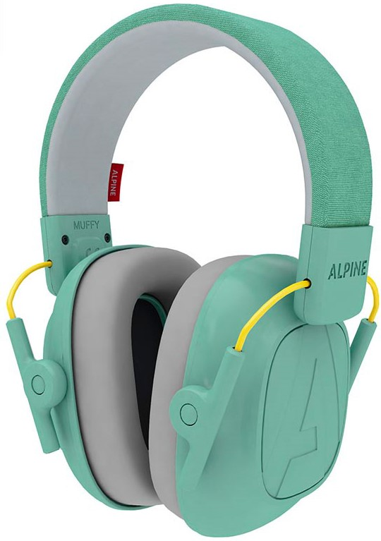 Billede af Alpine Muffy Kids - Høreværn til børn - Mint