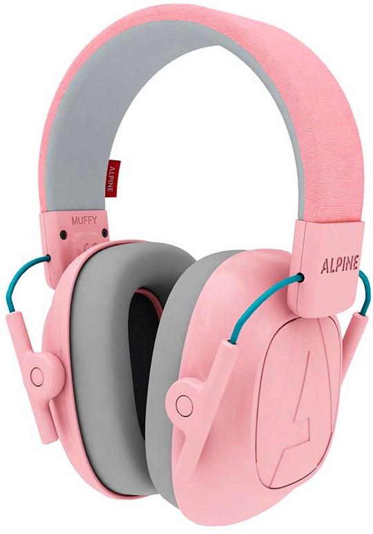Billede af Alpine Muffy Kids - Høreværn til børn - Pink