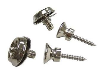 Jim Dunlop Straplok Traditional SLS1501N Nickel