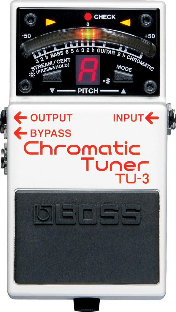 Boss TU-3 Kromatisk tuner